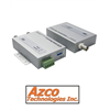 Azco 1 Channel Active Video Balun Pair Up To 4000 Feet