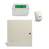 DSC 6 Zone Alarm Kit with Motion Detector and PK5501ENG Icon Keypad