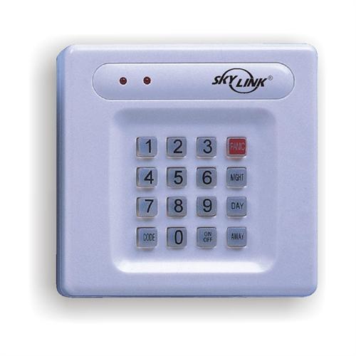 Kp 434 Wall Mount Secure Numeric Keypad Aartech Canada