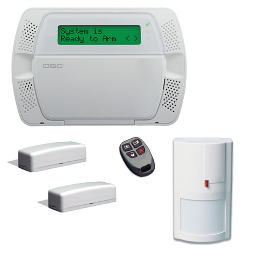 Kit4472 Dsc Powerseries 9047 Wireless Alarm System