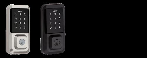 Weiser Halo Touchscreen WiFi Smart Lock