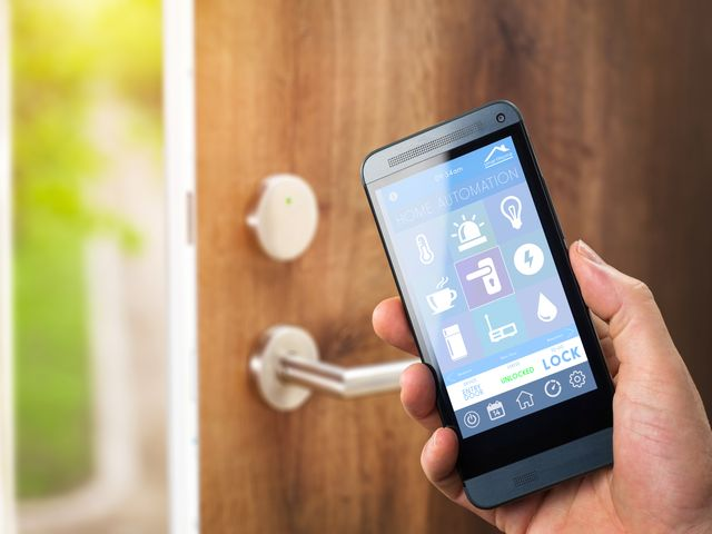 Smart Lock with Phone App