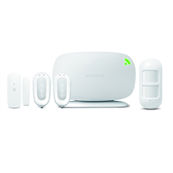 Smanos Wireless Alarm System, 3G Cellular, SMS Messaging and Control