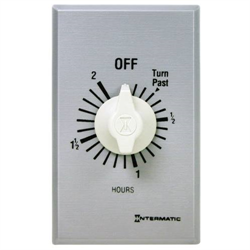 FF32H - Intermatic Spring Wound Countdown Timer SPDT 2 Hours