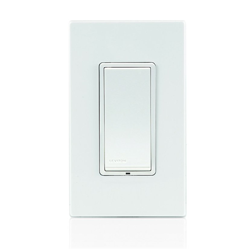 dzs15 1lz leviton zwave and wink compatible wall switch. Black Bedroom Furniture Sets. Home Design Ideas
