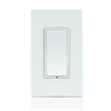 Leviton Zwave Wall Switch, White, Ivory, Light Almond