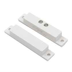 Flair Surface Mount Contact 2 Inch Screw Terminals - White