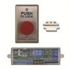 Camden Basic Push Button System, CX33, Push to Lock
