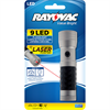 Rayovac Compact 9 LED Flashlight and Laser Pointer