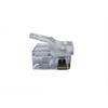 Platinum Tools EZ RJ11/RJ12 Connector 50 Pack