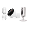Additional images for Smanos W100i WIFI and Telephone Enabled DIY Wireless Alarm System with IP Camera