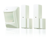 GoControl ZWave 21 Kit, 1 PIR Motion Sensor, 2 Door Window Sensors