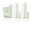 GoControl ZWave 21 Kit, 1 PIR Motion Sensor, 2 Door Window Sensors