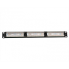 Additional images for Platinum Tools Patch Panel, 24 Port, Cat5e, 110 Punchdown
