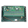 Leviton HAI 16 Zone/16 Output Expansion Board on a Universal Mounting Plate