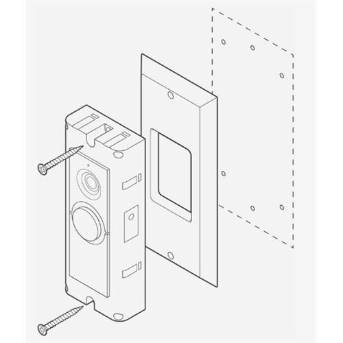 ring video doorbell pro retrofit kit