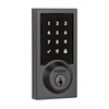 Additional images for Weiser SmartCode 10 Zwave Plus Contemporary Touch Screen Deadbolt, Iron Black