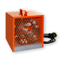 Uniwatt Orange Construction Heater 4800W 240V