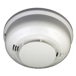 System Sensor 2012JA 4 Wire Smoke Detector 12-24VDC with Interconnect