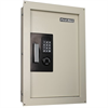 First Alert Anti-Theft Heavy Duty Steel Wall Safe With Digital Lock