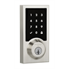 Weiser Premis HomeKit Touch Screen Contemporary Deadbolt Lock, Satin Nickel