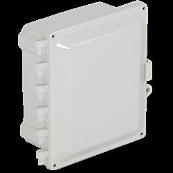 STI EnviroArmour Polycarbonate Enclosure, Opaque  8x6x5