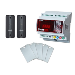 Camden MProx2 Two Door Access Control Kit with 2 Readers, 5 AWID Prox Cards
