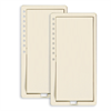INSTEON SwitchLinc V2 Light Almond Faceplate Kit 2PK
