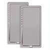 INSTEON SwitchLinc V2 Gray Faceplate Kit 2 PK