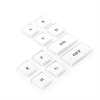 INSTEON KeypadLinc V2 Clear 6 and 8 Button Key Kit