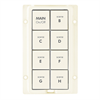 INSTEON KeypadLinc Colour Kit 8 Button Light Almond