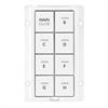INSTEON KeypadLinc White 8 Button Kit