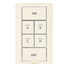 INSTEON KeypadLinc Colour Kit 6 Button Light Almond
