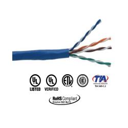 Provo CAT5E Network Cable FT4 300M Blue