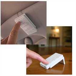 INSTEON RemoteLinc2 Visor Clip And Tabletop Stand