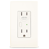 INSTEON Dual Band OutletLinc Dimmer Light Almond
