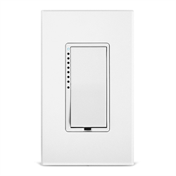 INSTEON Dual Band SwitchLinc Dimmer 1000W White