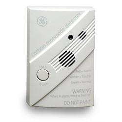GE Interlogix Carbon Monoxide Detector 12-24VDC With Safetest