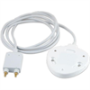 Additional images for Homeseer ZWave Plus Water Leak Sensor with Dock and Probe