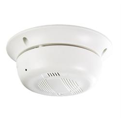 Spy Netowrk Video Camera, Recorder Hidden in Imitation Smoke Detector with WIFI