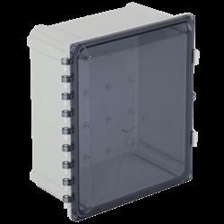 STI EnviroArmour Polycarbonate Enclosure, Tinted 14x12x7