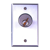 Camden Vandal Resistannt Key Switch, SPDT Maintained, Flush Mount