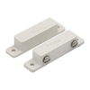Flair Surface Mount Magnetic Contact 2.5 Inch SPDT Form C Screw Terminals White