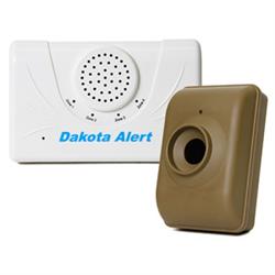 Dakota Alert Wireless Motion Detector Driveway Alarm Kit