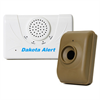 Dakota Alert Wireless Motion Detector Driveway Alarm Kit