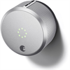 August Smart Lock V2 HomeKit Enabled, Silver