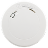 First Alert 10-Year Lithium Battery Powered Slim Smoke/CO Detector With Voice