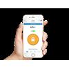 Additional images for Weiser Kevo Bluetooth Smart Deadbolt Lock, Satin Nickel