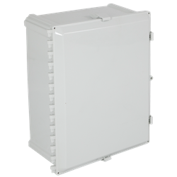 STI EnviroArmour Polycarbonate Enclosure, Opaque  16x14x9