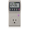 P3 Kill A Watt EZ Plug In Voltage Tester and Meter, Battery Backup, Cost Display